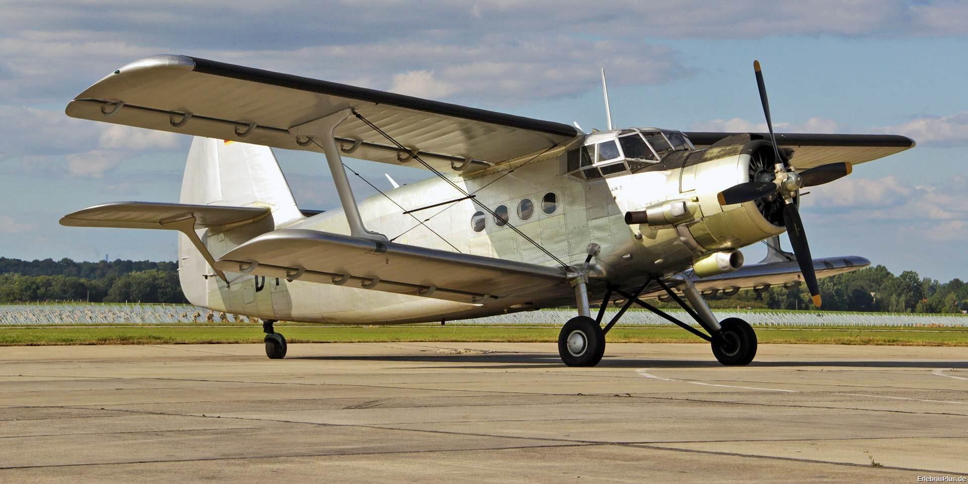Antonov AN 2 Rundflug