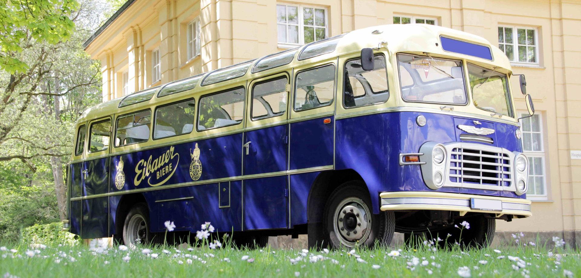 Oldtimerbus Ikarus 311