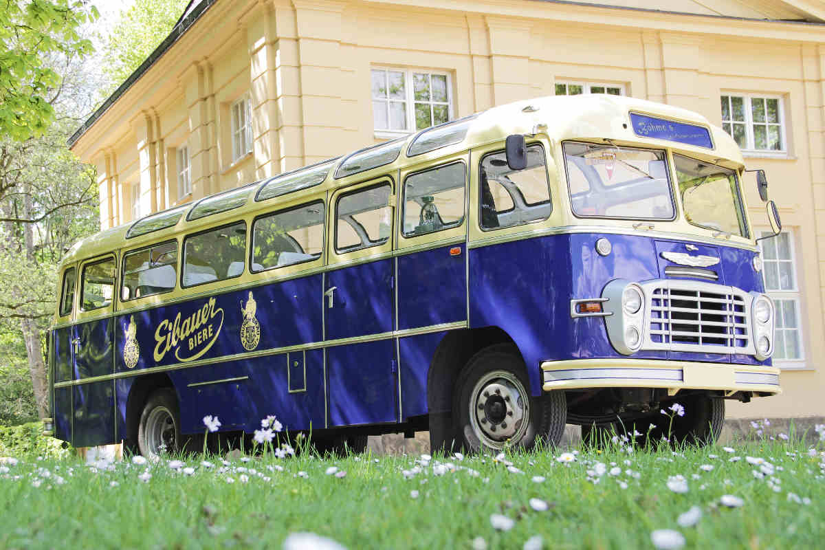 oldtimerbus ikarus 311 dresden 4 erlebnisplus. Black Bedroom Furniture Sets. Home Design Ideas
