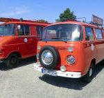 VW T2 Feuerwehr-Bulli