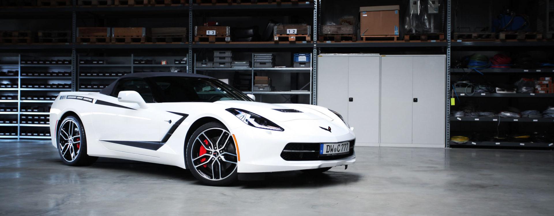 Corvette C7 Cabrio