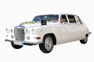Oldtimer Daimler mieten Dresden