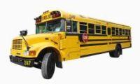 Amerikanischen Schulbus mieten