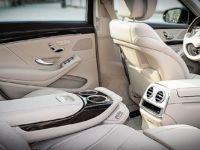 Mercedes S-Klasse - Innenraum